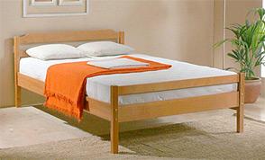 Кровати массив
