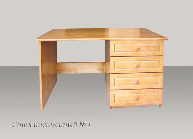 Письменный стол из сосны  москва
